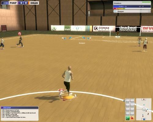 Football Superstar Juego Mmorpg De Futbol 3d Online Juegosonlines